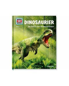 WAS IST WAS Band 015: Dinosaurier - TESSLOFF 2029