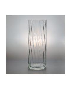 Vase 'Zylinder', 30 cm